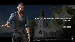 Far Cry 5: Parte 8 Com Keli Snuff (PS4 - LIVE)