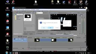 Как сделать что бы Sony Vegas 11/12 принимал формат .avi