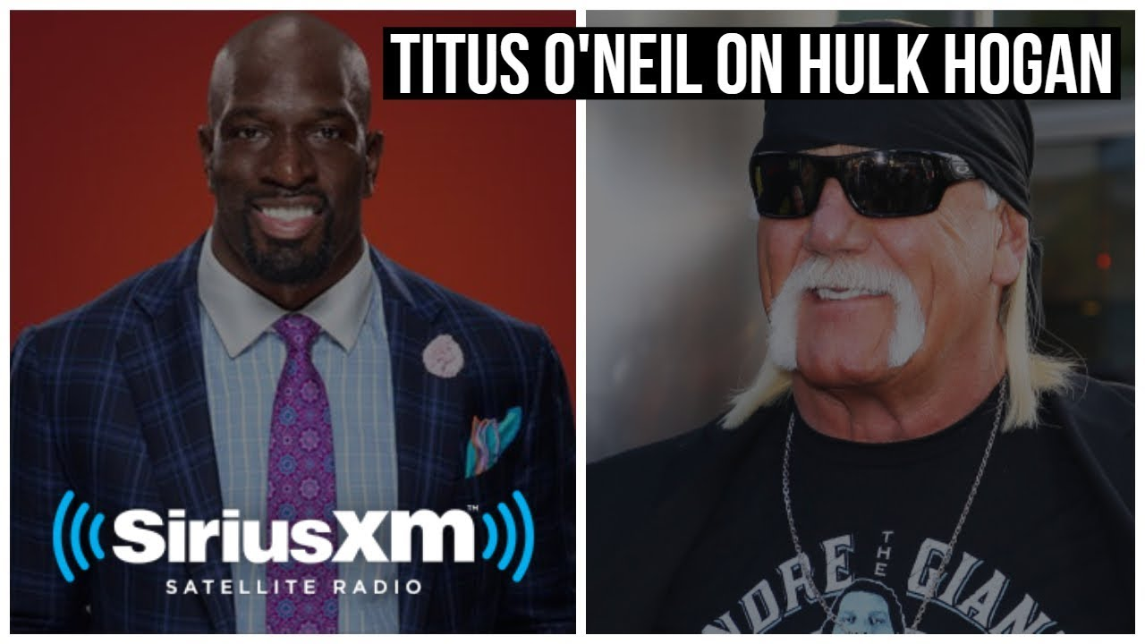 Image result for Titus O'Neil: Hulk Hogan's Apology Not Remorseful