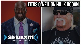 Titus O'Neil: Hulk Hogan's Apology Not Remorseful