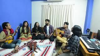 Obhagar basore bondhu keno aila na ।Bengali Folk Song।Sikder Bashud...
