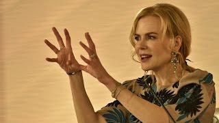 Nicole Kidman talks Bollywood's comparison to Hollywood