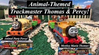 Thomas /& Friends Trackmaster Monkey Mania