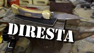 DiResta Automatic Folding Knife Conversion