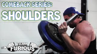 Mass Building Shoulder Workout - The Comeback Series