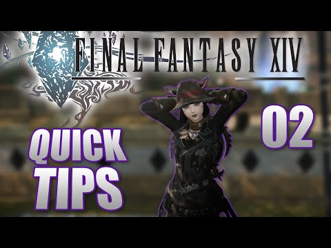 FFXIV Quick Tips 2: Modify Your HUD, Move Chat Window