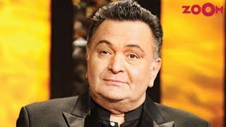 Rishi Kapoor gets back on movie sets and starts shooting | Bollywood News