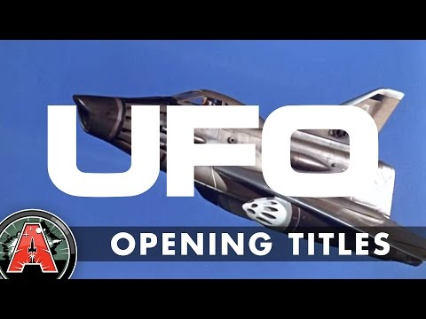 Gerry Anderson's UFO (1970) - Opening Titles