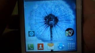 TouchWiz5 (MOD) On Galaxy Y