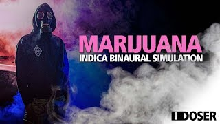 iDoser FREE Binaural Brain Dose: MARIJUANA INDICA