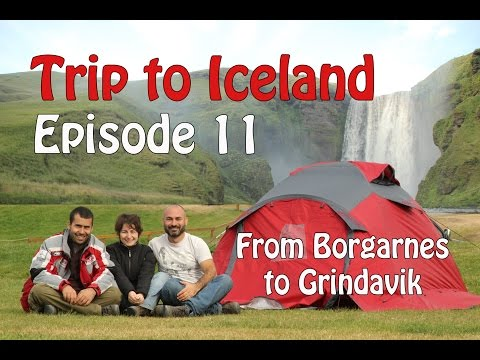 Trip to Iceland - Episode 11: The Blue Lagoon - A hellish paradise