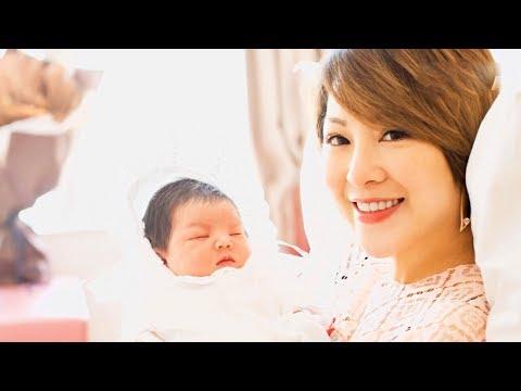 """媽媽唔易""""造"""" 利嘉兒兩次流產8年後順利產女 嚐盡苦頭"""
