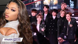 Megan Thee Stallion SUES Record Label For Denying BTS Collab!
