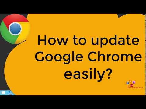How To Update Google Chrome | Chrome Latest Version