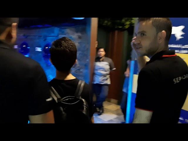 Dubai Aquarium & Underwater Zoo / VR Park / Hammad safi