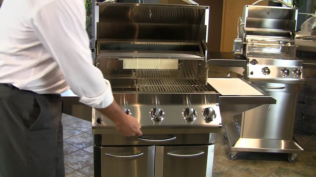 Test Gasgrill Jackson 3 : Jackson grills build quality youtube