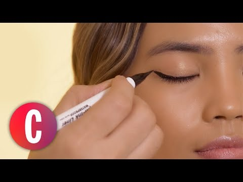 Here's How To Do Your Eyeliner, Based On Your Eye Shape