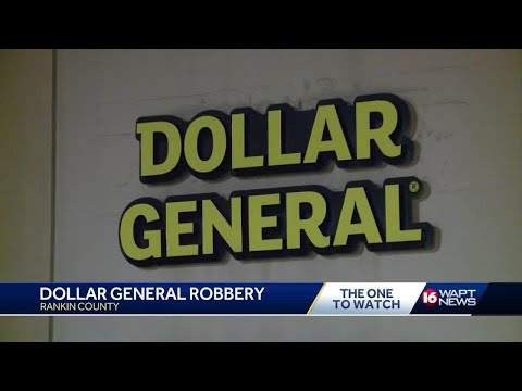 2 Arrested In Dollar General Robbery