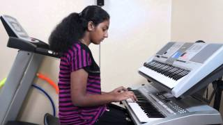 Jane Kahan Gaye Woh Din (Mera Naam Joker) on KEYBOARD by Vany Vinayakumar (INSTRUMENTAL)
