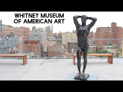 Whitney Museum of American Art | June 2016