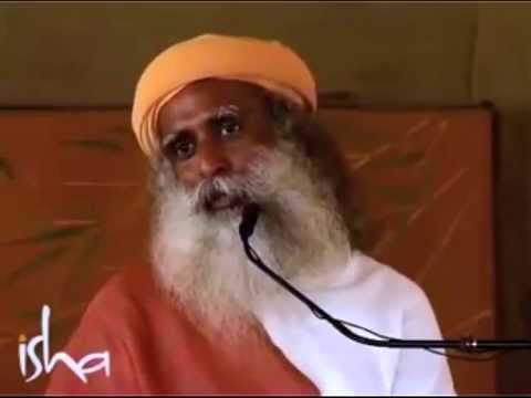 Sadhguru on How