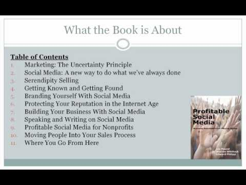 Profitable Social Media Free Preview