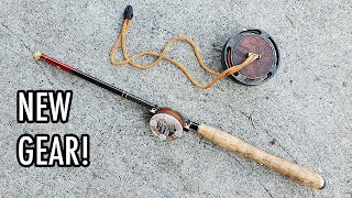 Trying Out Brand New and Expensive Tenkara Gear Tenkara Fly Fishing