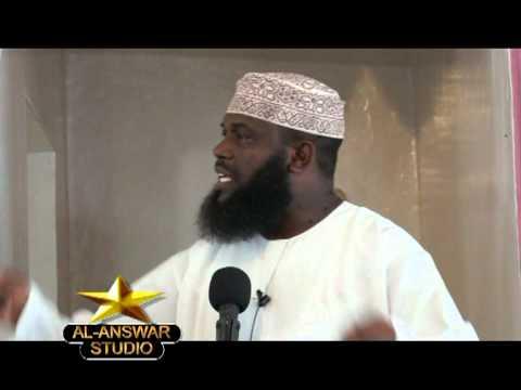 Sheikh BAHERO - 1/2 - MAANA YA KUMFUATA MTUME (SWALLA-LLAHU-ALAIHI WASALLAM)