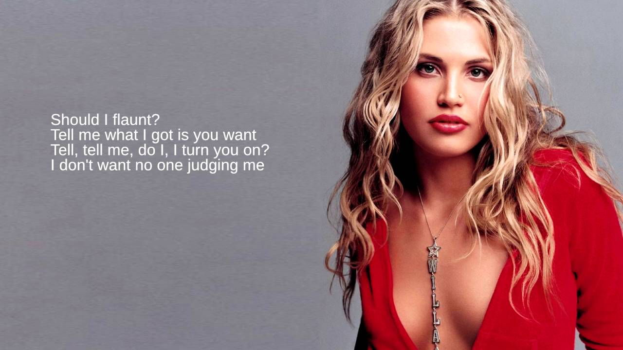 Bad As I Wanna Be Lyrics Willa Ford 01 I Wanna Be Bad Lyrics Ft Royce Da 5 9