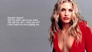 Willa Ford 01 I Wanna Be Bad (Lyrics) (ft Royce da 539;9)