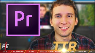 10 Things To Do When Getting Started in Premiere Pro (Adobe Premiere Pro CC 2018)