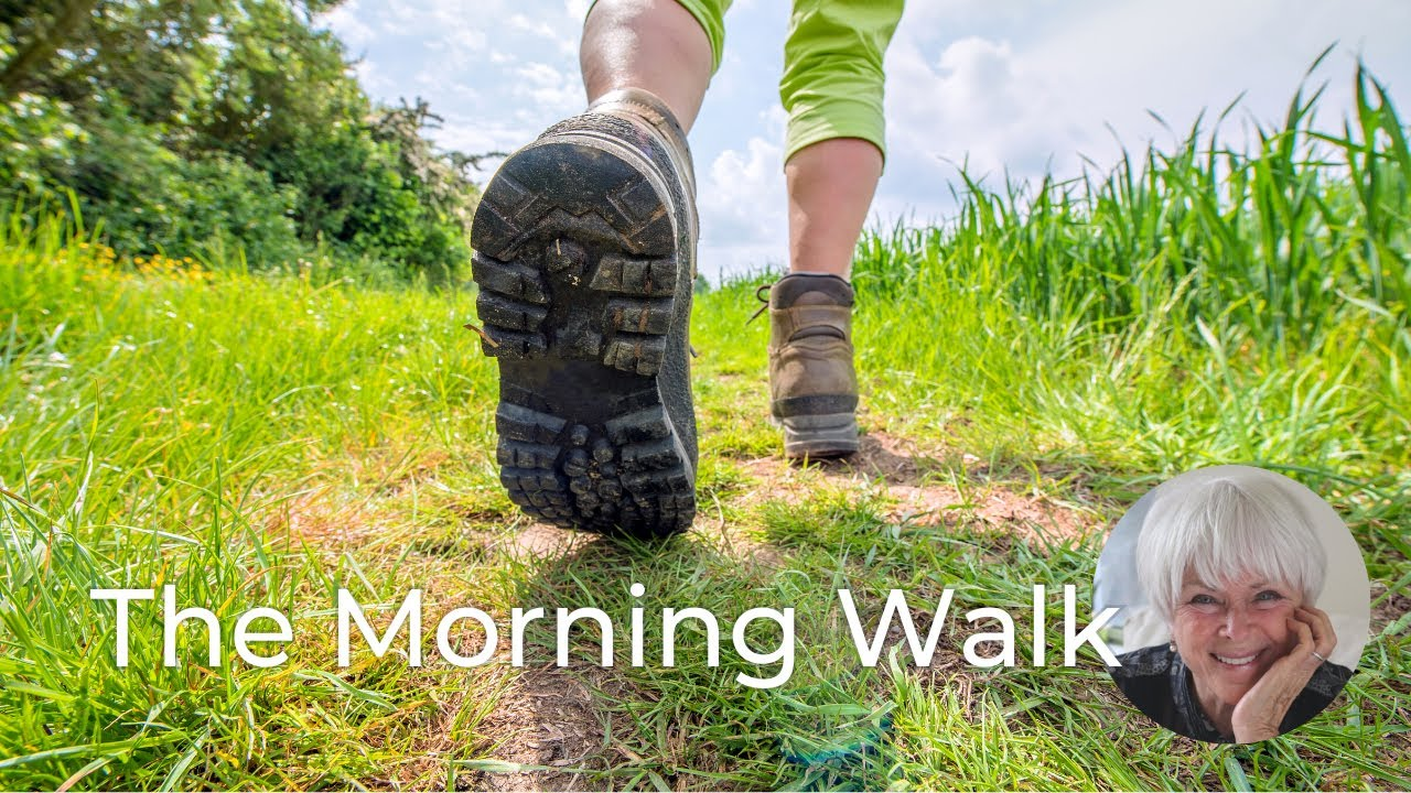 the morning walk an invitation to freedom the work of byron katie youtube. Black Bedroom Furniture Sets. Home Design Ideas