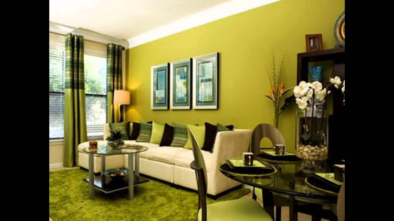 Green Dining Room Decorating Ideas with Furniture Accessories and ...