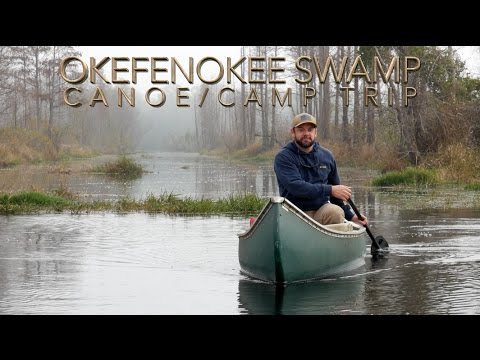 Return to the Okefenokee Swamp | 4 Day Canoe Camping Trip