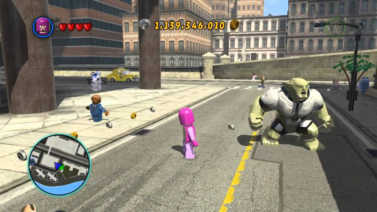 Video - LEGO Marvel Super Heroes The Video Game - Wizard