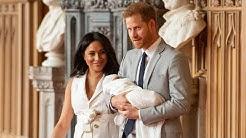 """Herzogin Meghan - Mit After-Babybauch & strahlend schön: """"Ich habe die zwei besten Jungs der Welt"""""""