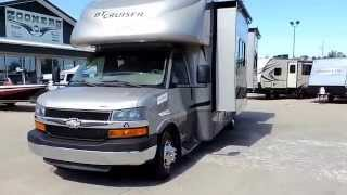 Very Nice 2009 Gulf Stream BT Cruiser GX2 5272 2-Slides Chevrolet 12K Miles!!