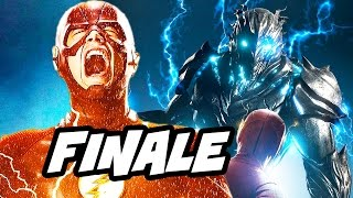 The Flash 3x23 Promo Finale and The Flash Season 4 Synopsis thumbnail