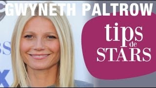 Tips de stars - La bouche nude de Gwyneth Paltrow
