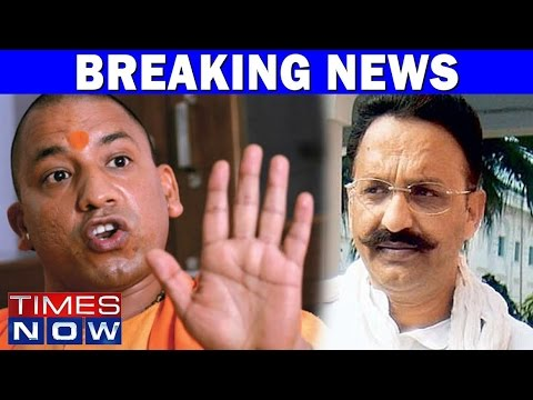 Yogi Adityanath Orders Mukhtar Ansari To Be Shifted Back To Agra Jail