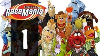 Muppet RaceMania - E1 - Swamp & Ghost Town