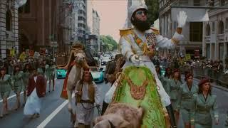The Dictator/Best Scene/Larry Charles/Sacha Baron Cohen/General Aladeen/Ben Kingsley
