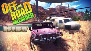 Off the Road: Unleashed (Switch) Review (Video Game Video Review)