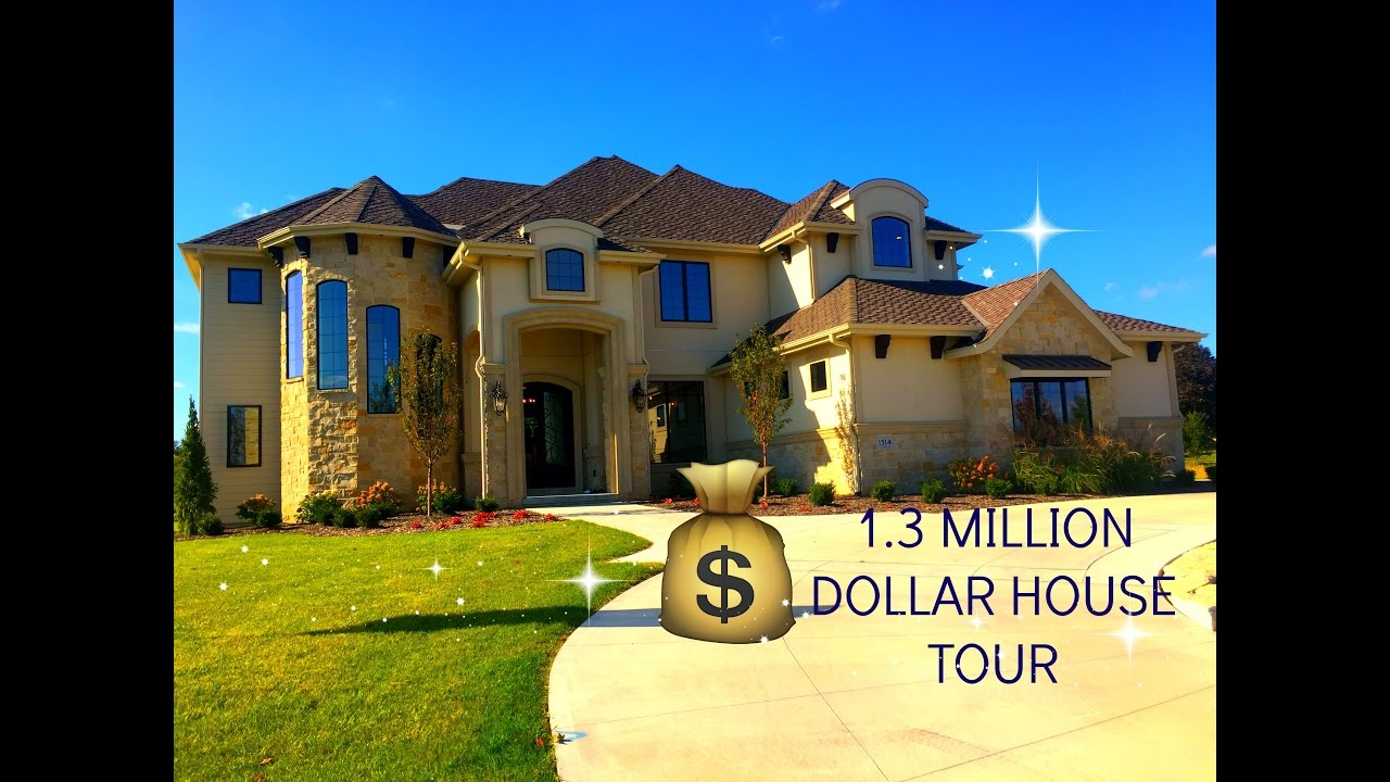 Million Dollar House Tour Youtube