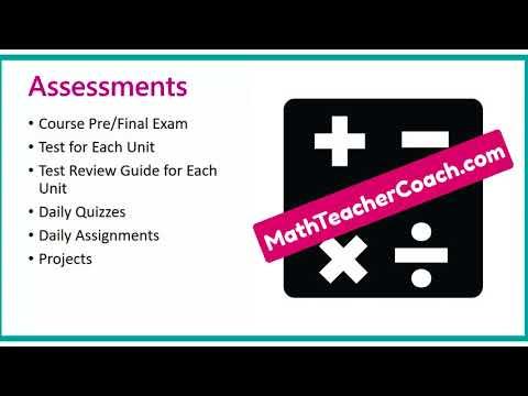 Math Teacher Coach