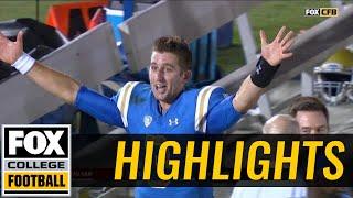 Texas A&M vs UCLA | Highlights | FOX COLLEGE FOOTBALL thumbnail