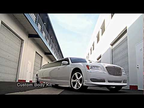 New Chrysler 300 Limousine WWW.BIG-LIMOS.COM