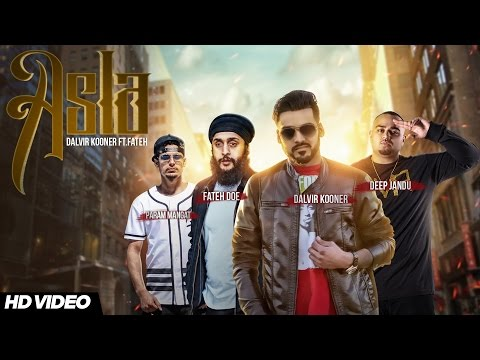 Asla ● Official Full Video ● Dalvir Kooner Ft Fateh ● Deep Jandu ● New Punjabi Songs 2016