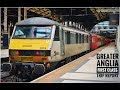TRIP REPORT | Abellio Greater Anglia | Class 90 | First Class | London Liverpool St to Ipswich *HD*