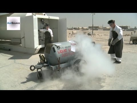 Cryogenics - Keeping USAF Aircraft in the Air